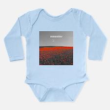 Poppy Field - Remember Body Suit