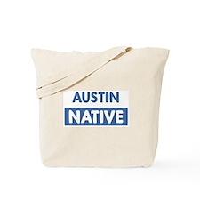 AUSTIN native Tote Bag