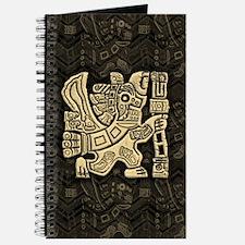 Aztec Eagle Warrior Journal
