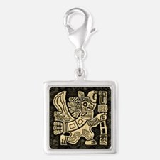 Aztec Eagle Warrior Charms