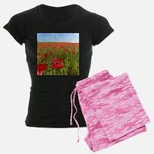 Poppy Field PRO PHOTO pajamas
