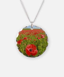 Poppy Field PRO PHOTO Necklace