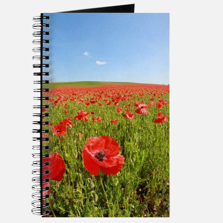 Poppy Field PRO PHOTO Journal