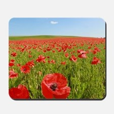 Poppy Field PRO PHOTO Mousepad
