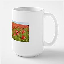 Poppy Field PRO PHOTO Mugs