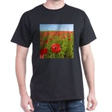 Poppy Field PRO PHOTO T-Shirt