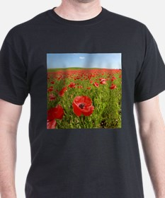 Poppy Field PRO PHOTO T-Shirt