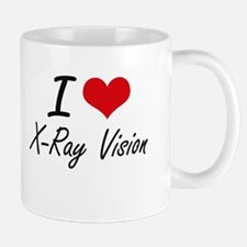 I love X-Ray Vision Mugs