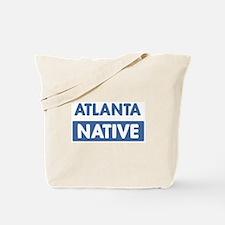 ATLANTA native Tote Bag