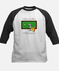 On The Cheese Billiard Mouse Tee