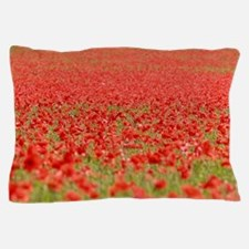 Poppy Field - Pro Photo Pillow Case