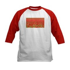 Poppy Field - Pro Photo Baseball Jersey