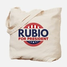 Rubio For President Tote Bag