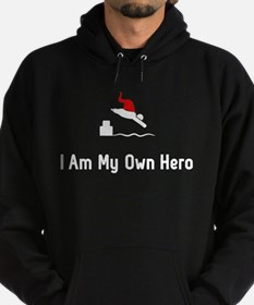 Swimming Hero Hoodie (dark)