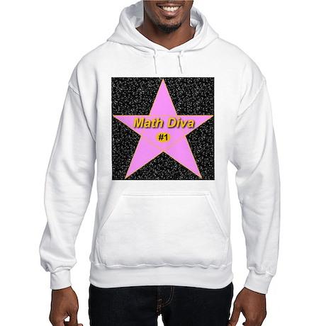Math Diva Hooded Sweatshirt