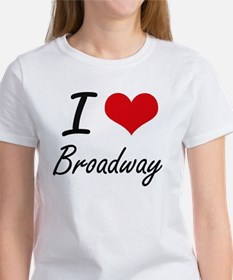 I love Broadway T-Shirt