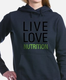 Cute Nutrients Women's Hooded Sweatshirt