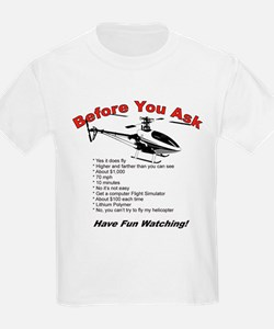 Funny Ask T-Shirt