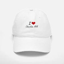 I love Chocolate Milk Baseball Baseball Cap