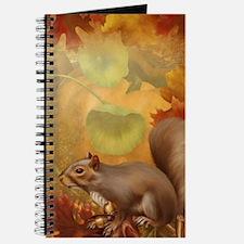 Thanksgiving Squirrel Journal