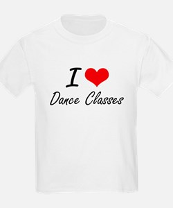 I love Dance Classes T-Shirt