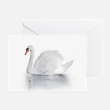 White Swan Greeting Cards (Pk of 20)