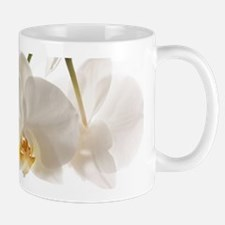 White Orchids Mug