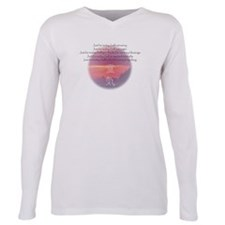 Unique Universe Plus Size Long Sleeve Tee