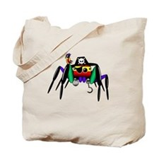 pirate_spider.png Tote Bag