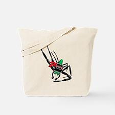 ninja_spider.png Tote Bag
