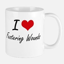 I love Festering Wounds Mugs