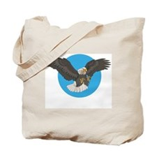 Funny Raptor Tote Bag