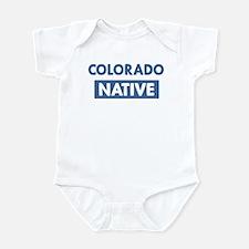Colorado Native Baby Clothes