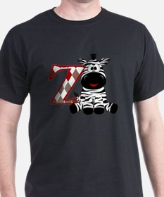 Z is for Zebra T-Shirt