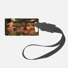 Echo and Narcissus by Waterhouse Luggage Tag