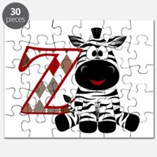 Z is for Zebra Puzzle