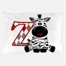 Z is for Zebra Pillow Case