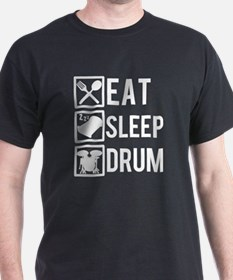 Cute Funny drum T-Shirt