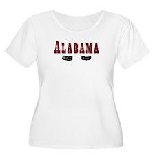 Alabama Crimson Tide Plus Size T-Shirt