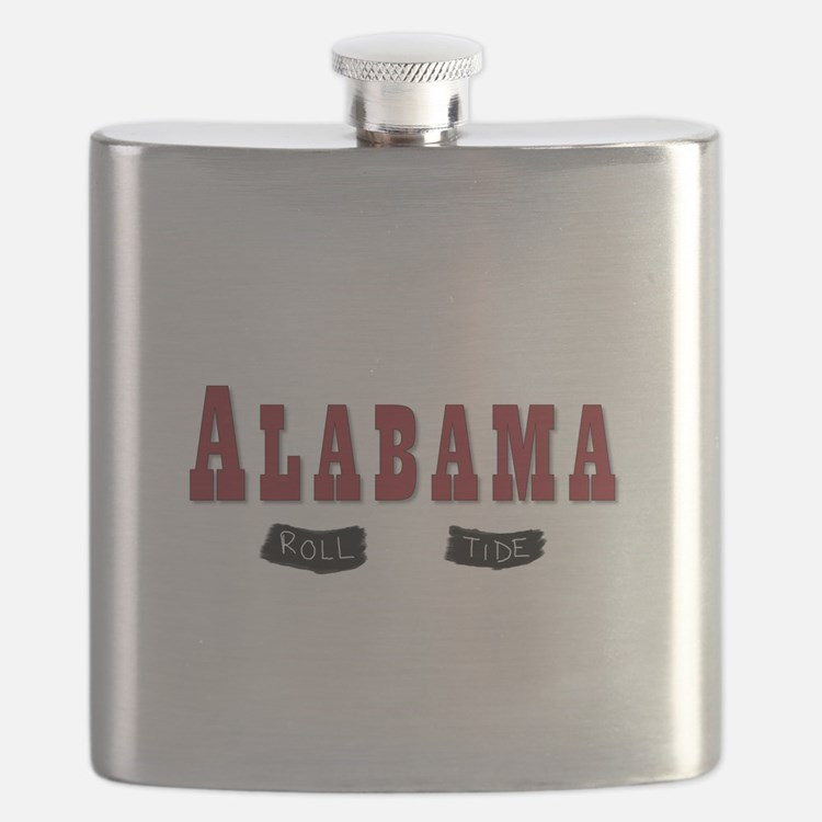 Alabama Crimson Tide Flask