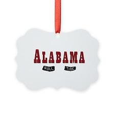 Alabama Crimson Tide Ornament