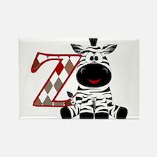 Z is for Zebra Magnets