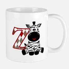 Z is for Zebra Mugs