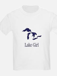 Cute Lake girl T-Shirt