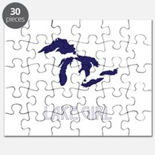 Cute Great lakes Puzzle