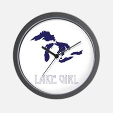 Funny Great lakes Wall Clock