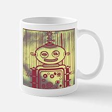 Robot, scyfi art Mugs