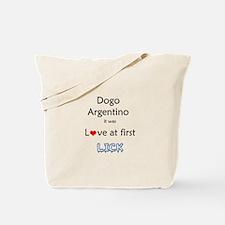 Dogo Lick Tote Bag