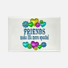 Friends More Special Rectangle Magnet