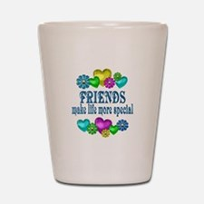 Friends More Special Shot Glass